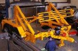 5T线缆盘收放线车液压电缆放线车电缆拖车