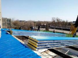 北京专业彩钢顶安装彩钢板房安装