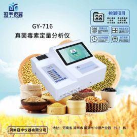 GY-710小麦呕吐毒素残留定量检测仪