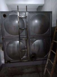 可定做不锈钢水箱 组合消防水箱 玻璃钢水箱