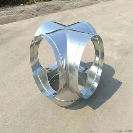 广东供应不锈钢螺旋风管 佛山厂家直销螺旋风管