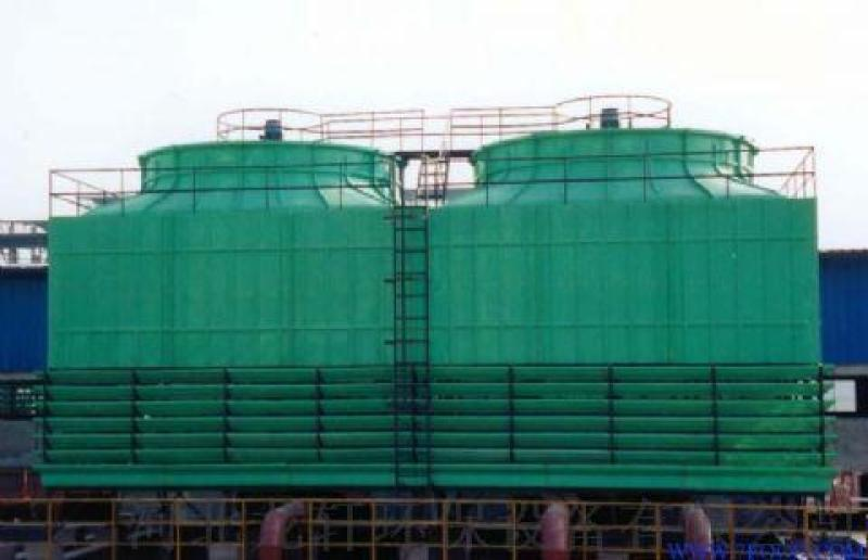 玻璃鋼方形逆流式冷卻塔 橫流冷卻塔 型號齊全