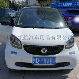 唐山音响改装奔驰smart453汽车音响改装