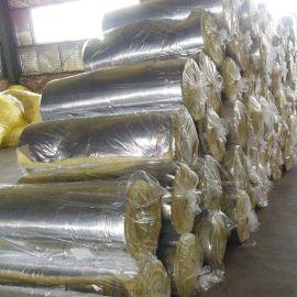 钢结构离心玻璃棉卷毡的应用