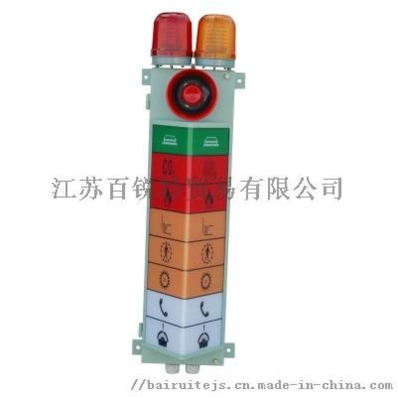 SFB-6 报指示器 船用组合声光报警灯板CCS
