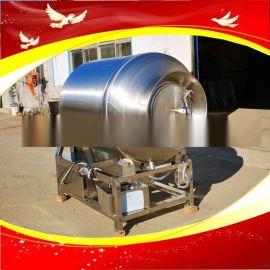 滚揉机的作用有哪些?大型自动上料真空滚揉机工厂专用
