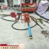 山西大同市水準打孔潛孔鑽潛孔鑽機: