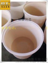 长沙水产养殖桶 600L泡菜桶 1吨食品级酿酒桶腌制桶