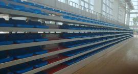 体育馆看台 低场馆座椅 体育馆座椅 高靠背直立式中空塑料椅