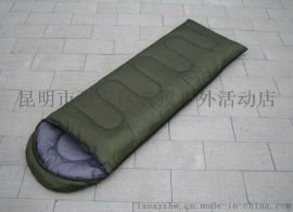 团队露营睡袋 野营睡袋 迷彩睡袋  迷彩睡袋
