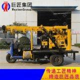 民用鑽井機XYC-200A三輪車載水井鑽機