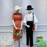 秋装新款女装哈尔滨博物馆她衣柜女装尾货货源女式棉衣品牌大码女装
