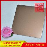 喷砂古铜不锈钢板图片 供应304古铜色不锈钢板