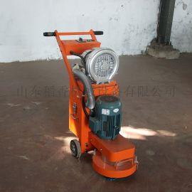 可以隨意更換磨頭水泥路面打磨機