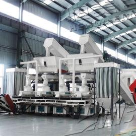 新型木屑颗粒机生产线 恒美百特燃料颗粒机厂家供应