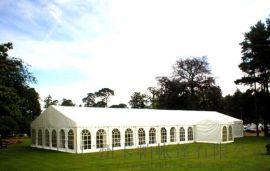 厂家直销云南户外结婚活动帐篷,铝合金架子红色篷房