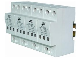 并联模块式(10/350μs)电源电涌保护器(DK-380AC50G)