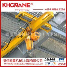 上海厂家直销电动单梁起重机 悬挂双梁桥式起重机 欧式行车 端梁