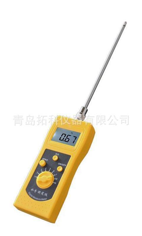 DM300L攜帶型型砂水分測定儀,模具砂水分檢測儀