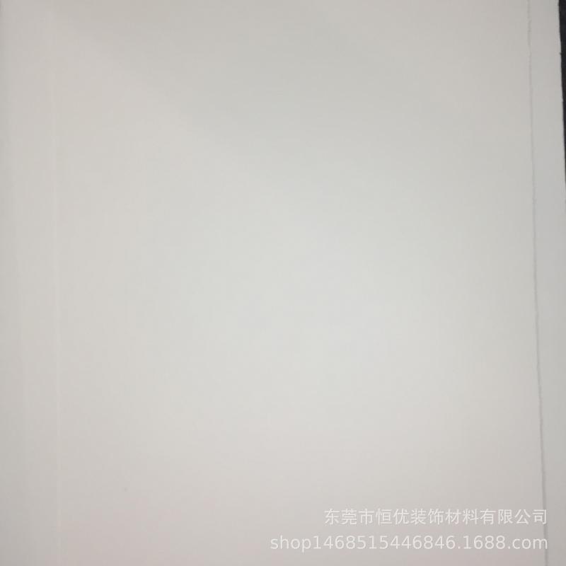 厂家定制 软硬质可涂布三聚 胺纸边 可分切