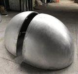 異型鋁板廣東廠家量身定做弧形曲面超寬大雙曲鋁單板