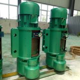 工字钢梁吊运重物电动葫芦 提升牵移电动葫芦3吨