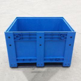 塑料卡板箱 ,塑料带盖周转箱 ,塑料周转箱