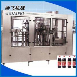 等压碳酸饮料灌装机 水处理饮料灌装机