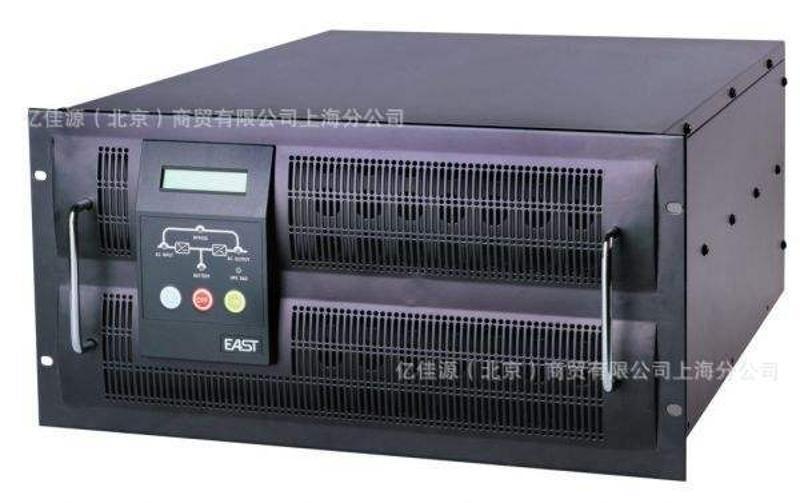 EAST易事特EA9010SRT 10KVA/9KW 机架式UPS电源 3U 标机 内置电池