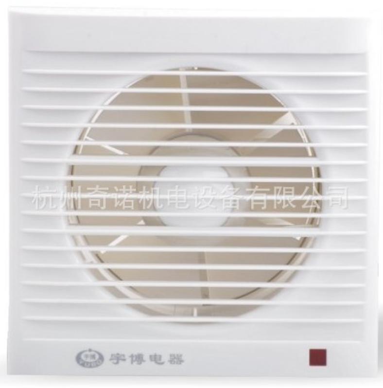 4寸5寸6寸8寸宾馆厨房卫生间静音隔墙豪华型欧式通风换气扇