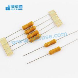 JFP1200TL-350v插件黄色慢断保险丝2A/350V