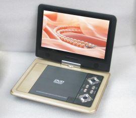 带USB接口 9寸移动dvd便携式dvd可视EVD