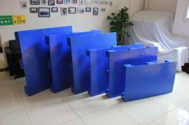 驻马店九脚平板塑料托盘,叉车防潮塑料托盘1210