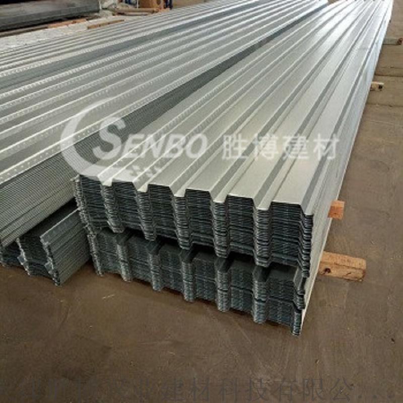 YX38-152-914型柔性屋面板914楼承板