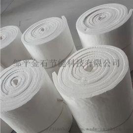 供应硅酸铝纤维毡厂家 硅酸铝双面针刺毯