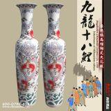 居家裝飾花瓶定做,景德鎮陶瓷大花瓶