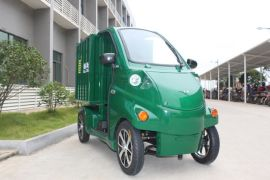 电动货车  电动微卡平板电动四轮货车  超市送货车
