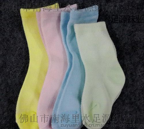 厂家批发春秋冬款婴幼儿纯棉袜 宝宝袜子 新生儿童棉袜0-2岁  卡通童袜