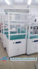 东莞检测工作台 深圳测试工作桌 惠州生产车间QC工作台 非标定制