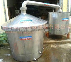 大同白酒酿酒设备 不锈钢玉米造酒设备供应厂家