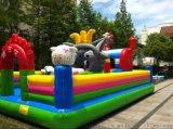 南京充气城堡出租海洋球池出租儿童游艺设备出租