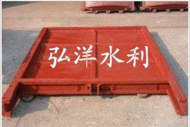 河道闸门 渠道闸门 1.8米*1.8米铸铁闸门