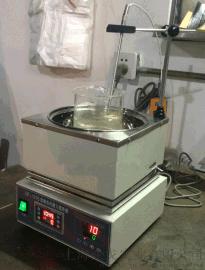企戈数显恒温恒速集热式磁力加热搅拌器    DF-101SA