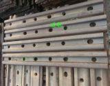 QU120起重機鋼軌,QU70起重機鋼,U71Mn起重機鋼軌,120kg、70kg起重機鋼軌,吊車軌QU70、80、100、120鋼軌,鐵路專用鋼軌,長垣總代理