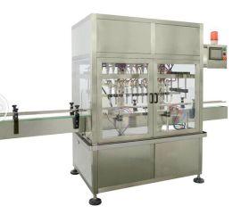 SCZ-12L型果汁,酒类灌装机 液体灌装机 饮料灌装机