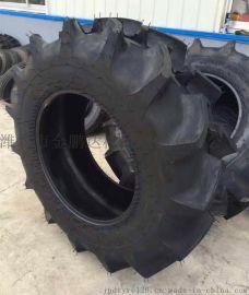 农用拖拉机轮胎18.4-30 水田高花轮胎 收割机轮胎