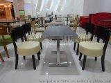 自助餐厅,酒吧高档餐桌椅广东鸿美佳厂家生产加工定制