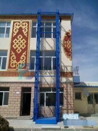 汉中升降货梯专业厂家SJD系列导轨式升降货梯
