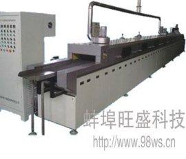 WSQX全自动通过超声波清洗生产线
