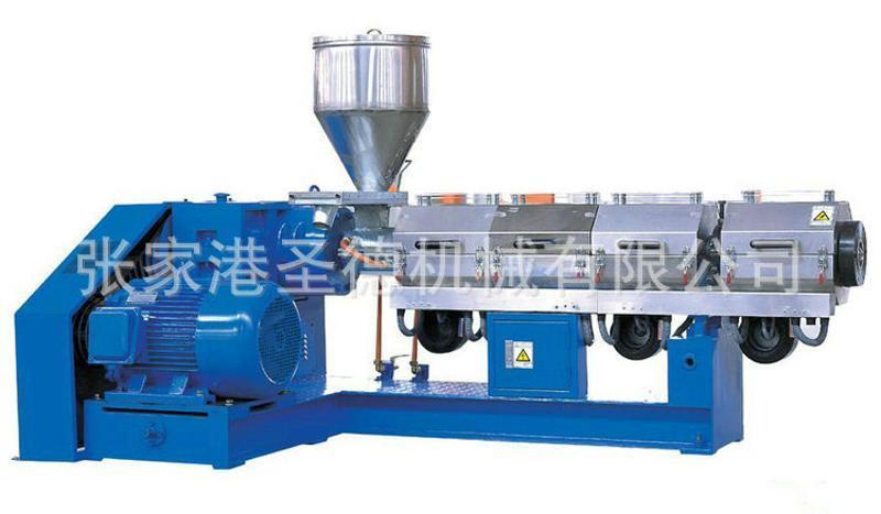 专业生产单螺杆塑料挤出机 单螺杆造粒挤出机